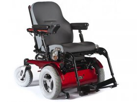 Quickie wózek elektryczny Jive F