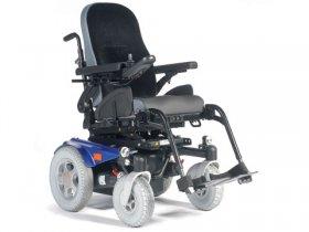 Quickie wózek elektryczny Salsa R²